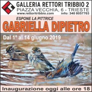 Gabriella DIPIETRO Mod 89x89 Il Piccolo
